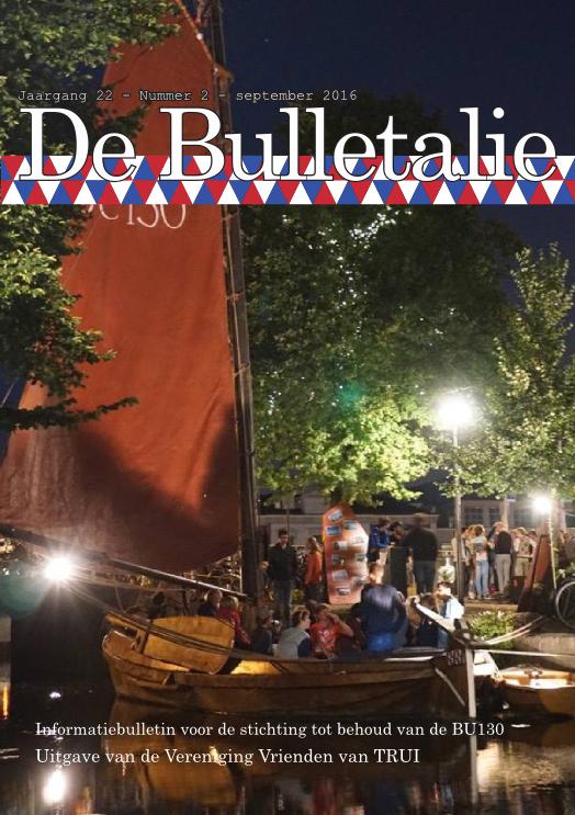 bulletalie september 2016